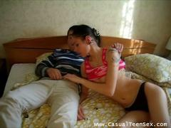 shaved amateur penetrated